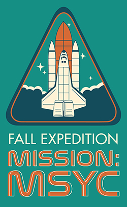 "msyc Fall Camp 2019 ""Fall Expedition Mission: MSYC"""