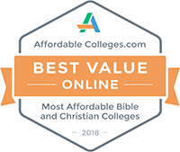 Affordable Colleges Badge 2017 - 2018