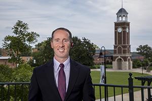 Chris Ramey, FHU Director of Alumni Engagement