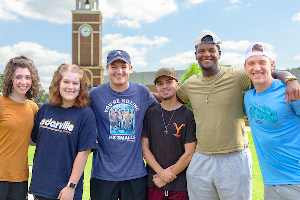 Freed-Hardeman University is again celebrating a record breaking fall enrollment for the third consecutive year.