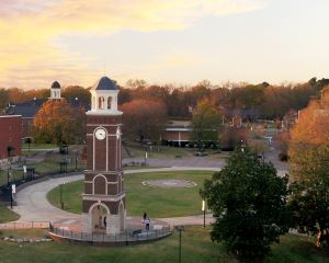 Freed-Hardeman University Campus in Henderson, Tennessee