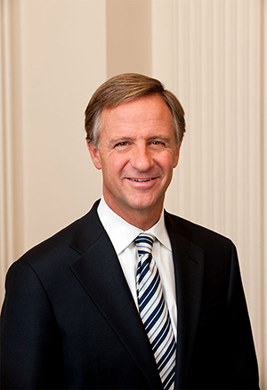 Tennessee Governor Bill Haslam slated to speak at FHU/Dickson