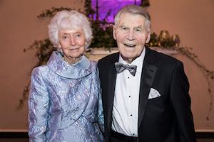 Rosemary K. and John W. Brown