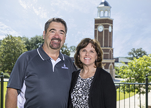 FHU hires Tony and Tamie Torres to bring dining services under the university umbrella.